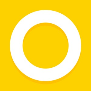 Over logo