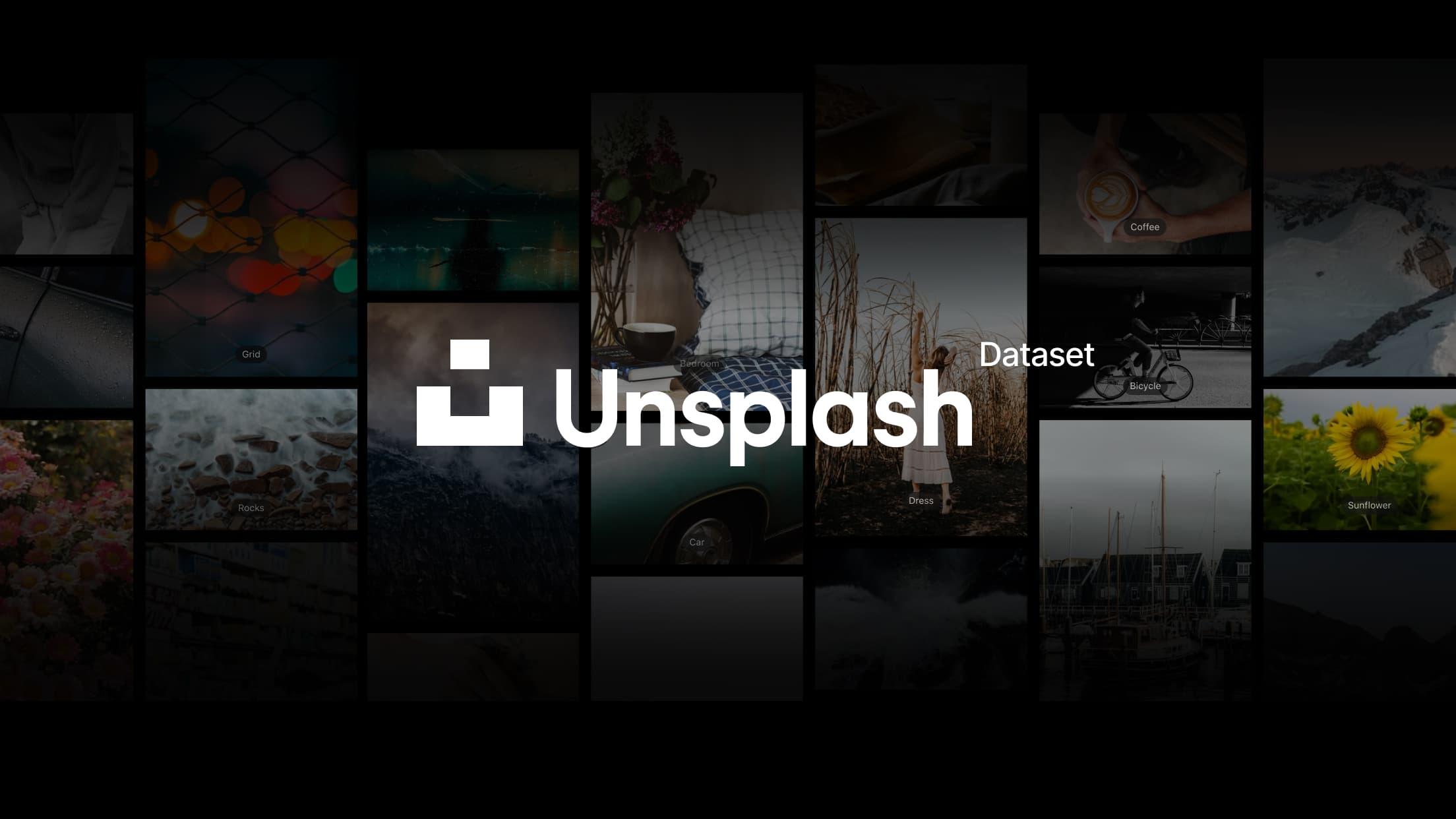 Unsplash's dataset is now open source